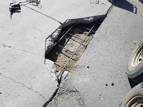 Concrete Patching Calgary AB