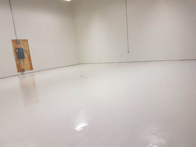 Hanger White Epoxy Coating